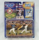 Starting LineUp MLB 1999 Series Classic Doubles Angels Darin Erstad - New in Box