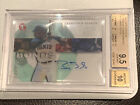BARRY BONDS 2002 Topps Pristine Auto BGS 9.5 PSA 10 Crossover ? Home Run King