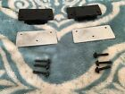 Pioneer PL 630 Stereo Turntable Parting Out Hinge Backing Pieces