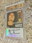 2010 Topps UFC Series 4 MMA Trading Cards 10