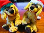 TY Beanie Baby - JINGLEPUP the Dog Canada Exclusive Version & USA Version