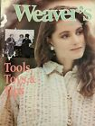 Weavers Magazine 5 Tools Toys Tips Part 1 Taquete Samitum Patterns Projects
