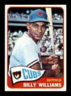 Billy Williams Cards, Rookie Card and Autographed Memorabilia Guide 4