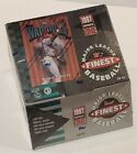 FACTORY SEALED 1997 Topps FINEST Baseball Series 1 Unopened Box with 24 Packs !!