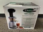 OMEGA VRT350HD 150W Juicer Low Speed Slow Masticating Fruit And Vegetable