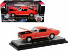 M2 MACHINES 40300 80A 1965 FORD MUSTANG 2+2 GT FASTBACK 1 24 DIECAST RED