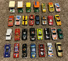 LOT OF 30 VINTAGE DIE CAST TOY CARS AND TRUCKS Summer And Other Brands