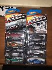 Hot Wheels Fast  Furious 2014 Complete Set JDM GT 350Z Supra Grand Exclusive
