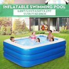Inflatable Swimming Pools For Adult Kids Family Pool 68 Ft Home Outdoor Indoor