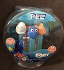 Disney Pixar Finding Dory Fish Bowl With See Through Bases Pez Set-Sealed  2016