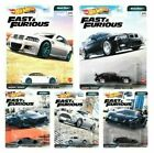 2020 Hot Wheels Fast and Furious Euro Fast Set of 5 Cars 1 64 Diecast