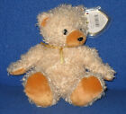 TY CURLS the BEAR BEANIE BABY - MINT with MINT TAG