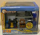 MODIFIERS GARAGE CARS 143 SCALE ENVIROMENT 2000 ACURA INTEGRA OS R DIECAST