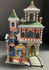 Lemax Sandy's Sweet Shop (Club Members Only) 2001 MINT