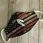 Native American Feather Mask Three Layer Mask Holiday Mask mask For Gifts
