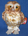 TY GYLFIE the OWL BEANIE BABY - LEGEND of THE GUARDIANS OWLS of GA'HOOLE