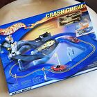 2002 Retro Hot Wheels Crash Curve Set With Car Included New In Packaging
