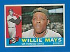 Vintage Willie Mays Baseball Card Timeline: 1951-1974 72