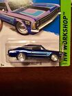 Hot Wheels 2014 Super Treasure Hunt Chevrolet Chevelle SS Very Nice Look