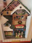 Lemax Christmas Village Town Merry Christmas Market 95471 NEW Facades