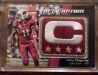 2012 Topps Football NFL Captain Patch Relic Cards Visual Guide 46
