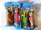 NIP (Lot 4) 2 Mickey Mouse & Minnie Mouse w/ Pluto Pez Candy Dispensers     B