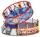 Lemax Village Carnival Ride ROUND UP #24483 BNIB Sights Sounds Animation Include