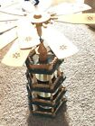 German Christmas Nativity 4 Tier Windmill 21 1 2 Tall