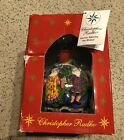 Christopher Radko Santas Around The World Christmas Ornament