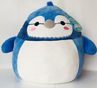 Squishmallows Babs The Blue Jay 16 Plush Exclusive Winter 2021 Ships From USA