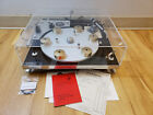 JA Michell Transcriptor Hydraulic Reference Turntable w SME 3009 tonearm
