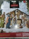 Members Mark 9 Piece Nativity Set