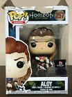 DAMAGED BOX Aloy Funko Pop Horizon Zero Dawn 257 Games
