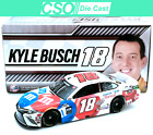 Kyle Busch 2020 MMs Thank You Heroes Red White  Blue 1 24 Die Cast IN STOCK