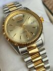 NWT VERY RARE Orient President Datejust Automatic Watch USA SELLER