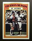Top 10 Thurman Munson Baseball Cards 29