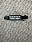 1960s Tiesco Del Ray Gold Foil Acoustic Sound Hole Pickup