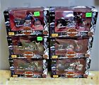 6PC HARLEY DAVIDSON MOTORCYCLE 1 18 BY MAISTO Complete Series