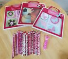 Studio 2/14 Valentine's Day Cards (48),  Pencils (30) and Heart Pez (used once)