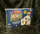 2019 TOPPS ARCHIVES SIGNATURE SERIES HOBBY BOX FACTORY SEALED ALONSO TATIS JR RC