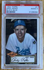 Andy Pafko Cards and Autograph Memorabilia Guide 21