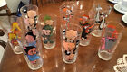 Pepsi 1973 Warner Brothers Collector Series Glasses SET OF 9 Character Glasses