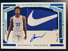 2020-21 Panini National Treasures Collegiate Basketball Cards - Checklist Added 29
