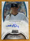 Trevor Story Rockies Auto Autograph 2011 Bowman Sterling Prospect Rookie Card RC