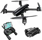 SNAPTAIN SP550 Foldable GPS Drone with 2K Camera 5Ghz WiFi FPV RC Quadcopter fo