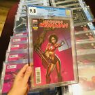 Invincible Iron Man #1 CGC 9.8 1st cover appearance Riri Williams as Ironheart