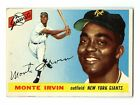 Monte Irvin Cards, Rookie Card and Autographed Memorabilia Guide 6