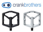 Crank Brothers Stamp 2 Small or Large Black or Raw MTB Pedals