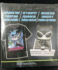 Funko POP! CATWOMAN + L Tee WB Exclusive DC Collection By Jim Lee SUPER-VILLAINS