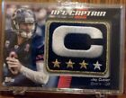 2012 Topps Football NFL Captain Patch Relic Cards Visual Guide 51